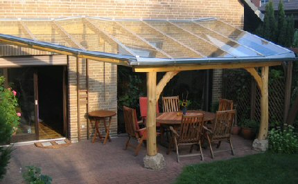Click To Enlarge. Next Next. Glass Covered Patio Area